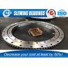 Buy cheap Chrome Steel GCr15 KOBELCO Excavator Slewing Bearing , SWING CIRCLE / Internal Gear from wholesalers