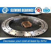 Buy cheap Komatsu PC160-6K Excavator Spare Parts Swing Bearing For Excavator from wholesalers