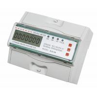 Wholesale Multi Function 3 Phase DIN Rail Kwh Meter RS485 with LCD display from china suppliers