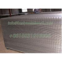 Wholesale WM02 Welded mesh panels for Construction, steel bar welded panel from china suppliers