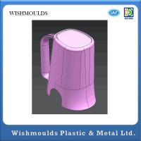 Wholesale UG Solidworks NX Auto CAD ProE Plastic Mould Maker 2D / 3D For Juicer Plastic Parts from china suppliers