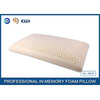 Wholesale Cotton Cover Latex Foam Rubber Pillow Size in 60 × 40 × 13 cm , Tempurpedic Pillow from china suppliers