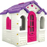 Wholesale children plastic doll house toddler educational play house for home use from china suppliers