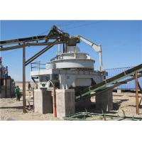 Wholesale 380V 50HZ Sand Crusher Machine 45Mm Max. Feeding  25-55 Tons Per Hour Capacity from china suppliers