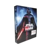 Wholesale Fox Studio Blu Ray DVD Box Sets TV Series Star Wars Dvd Collection from china suppliers