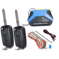 Wholesale Remote Centrol Locking Car Alarm Keyless Entry System Remote Boot Release Feature from china suppliers