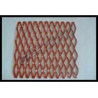 Quality high quality pvc coated expanded metal mesh for sale