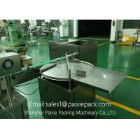 Wholesale ISO Approval Linear Filling Machine E Cigarette Liquid Filling Capping Machine from china suppliers