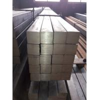 Wholesale Overhead Crane Accessories Square Solid Steel Bar / Hot Rolled Steel Flat Bar from china suppliers