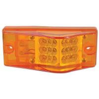 Wholesale 12/24V colorful automatic LED side marker lamp from china suppliers