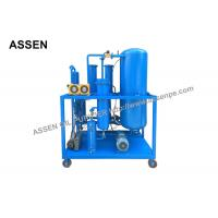 Wholesale High Quality Components type Vacuum Hydraulic Oil Filtration Plant,Lube Oil Purifier Machine from china suppliers