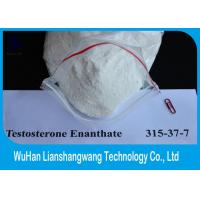 Wholesale Muscle Building  Testosterone Anabolic Steroid  Testosterone Enanthate Raw Powder 99% Purity from china suppliers
