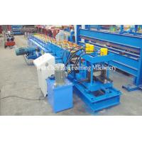Wholesale C60-250 Automatically C Channel Machine Light C Purlin Roll Forming Machine from china suppliers