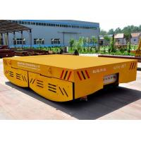 Wholesale 100 tons crane box girder structure battery operated rail transfer cart China factory from china suppliers