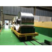 Wholesale battery power bay to bay hot rolled coil rail transport car ZG55 wheel from china suppliers