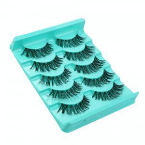 Buy cheap 3d real mink lashes own brand eyelashes bulk false eyelashes of mink from wholesalers