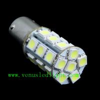 Wholesale Bright White 1157 P21/4W Car 24 5050-SMD LED Stop Brake Bulbs Lamps Lights N from china suppliers