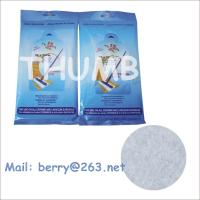 Buy cheap Disposable 15pcs wet floor wipes from wholesalers
