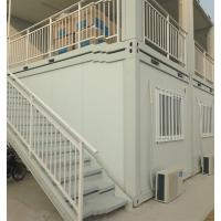 Wholesale Container temporary site accommodation from china suppliers