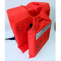 Quality SOLAS / MED Approval 150N Adult Marine Life Jacket Type - I For Open Water Survival for sale