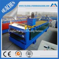 Wholesale IBR and Corrugated Double Layer Roll Forming Machine For Steel Plate With CE from china suppliers