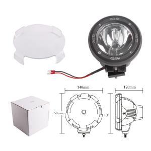 Wholesale H3 Hid Xenon Driving Spotlights / Flood Lights 12v / 24v 6000k 35 Watt from china suppliers