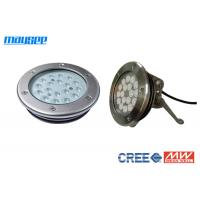 Wholesale Cree 316 Stainless Steel Pool Lamps Underwater Led Lighting For Fountains from china suppliers