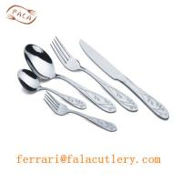 Wholesale Rwanda Import High Quality Gold Cutlery Sets from china suppliers