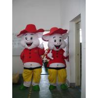 Wholesale lovely pig cartoon mascot costume from china suppliers