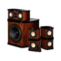 Buy cheap Hifi Audio 5.1 Multimedia Speakers With Subwoofer for Household / Office from wholesalers