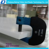 Buy cheap ptfe mold sheet 10mm from wholesalers
