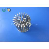 Wholesale Aluminum Alloy CNC Milling Parts Heatsink Parts For LED Lights As Drawing from china suppliers