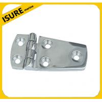 Wholesale Boat Marine  Short Side Door Hinges 1 Pair 2 pc Stamped 316 Stainless Steel from china suppliers