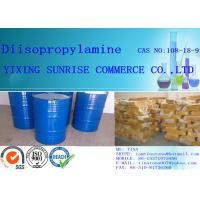 Wholesale C6H15N DIPA Diisopropylamine CAS 108-18-9 Colorless Volatile Liquid from china suppliers