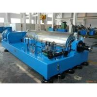Wholesale Industrial 2 / 3 Phase Decanter Centrifuge Low Noise Quick Delivery from china suppliers