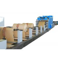 Wholesale Servo System Kraft Paper Bag Manufacturing Machine , Tea Bag Making Machine Full Automatic from china suppliers