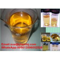Wholesale Yellow liquid Raw Steroid Powders Test PP / Testosterone Phenylpropionate CAS 1255-49-8 from china suppliers