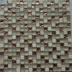 Quality Mosaic Pattern Decorative Floor Tile (TSCR266) for sale