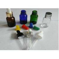 Wholesale Printing Plastic Pipette Droppers with Cap, 20ml, 30ml For Medical Glass Tubes, Ampoules from china suppliers