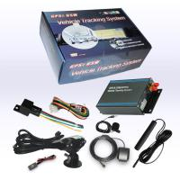 China GPS Vehicle Tracker for Real Time Tracking and Fuel Consumption Monitoring on sale
