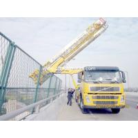 Wholesale 8x4 22m Latice Under Mobile Bridge Inspection Unit VOLVO With Air Suspension System from china suppliers