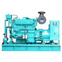 Buy cheap 294kva 235kw Diesel Power Generator With Heat Exchange Cooling System from wholesalers