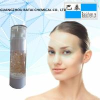 Wholesale Face Protection Silicone Based Makeup Primer Colorless Make up Base Gel with Goldleaf from china suppliers
