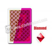 Wholesale Aribic JDL Standard  Size Plastic Invisible Marked Playing Cards For Contact Lens from china suppliers