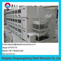 Wholesale Flat pack economic modern modular container hotel from china suppliers
