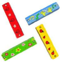 Wholesale Wooden Harmonicas, Wooden Musical Toys from china suppliers