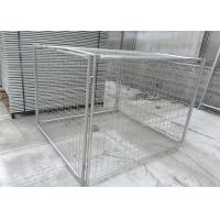 Wholesale Large Temporary Fence Panel Industrial Waste Bins Cage 1500mm X 2000mm X 2000mm from china suppliers