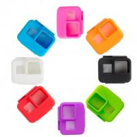 Wholesale Action cam accessories Gopro Hero 5 Accessories Skin Protective Frame Soft Case from china suppliers