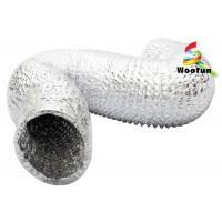 Wholesale Highly durable flexible design aluminum foil material dryer vent hose ducting from china suppliers
