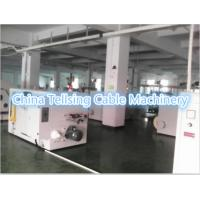 Quality good quality PVC XLPE 2 colors  insulating electric cable wire extrusion machine production line  China factory tellsing for sale
